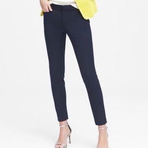 Banana Republic Sloan fit crop trousers pants 4